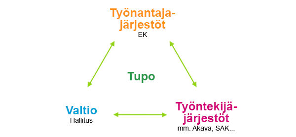Mikä on tupo?
